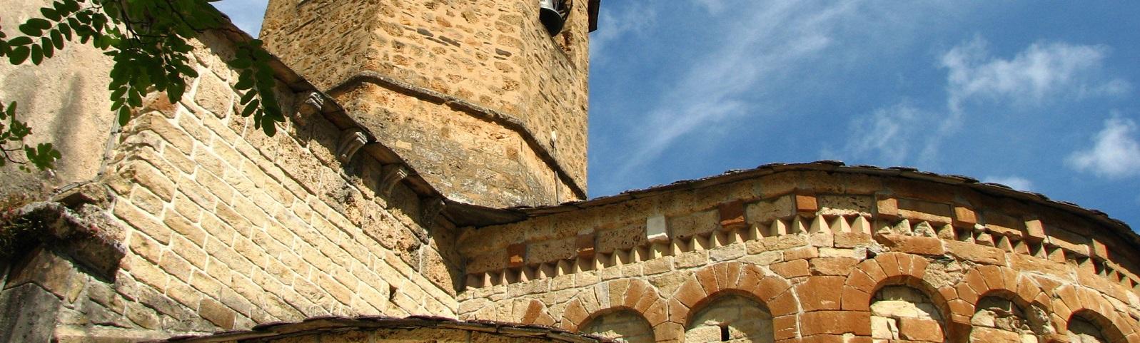 patrimoine ispagnac détail église